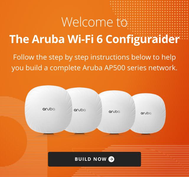 Aruba AP5XX ConfigurAIDER